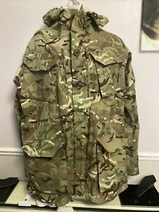 British army ISSUE MTP MULTICAM PCS SAS VIRTUS combat windproof SMOCK 180/104 L