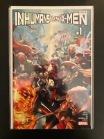 Inhumans vs X-Men 1 High Grade Marvel Comic Book CL58-124