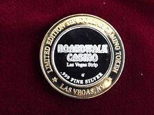 """Boardwalk """"Jacko"""" Las Vegas $10.00 Silver Strike"""