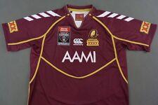 Canterbury State of Origin Queensland XXXX TEAM Rugby Shirt SIZE XXL 2XL adults