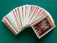 (50) 1989-1990 Fleer All Star Game Basketball Cards #166 Daugherty Price & Nance