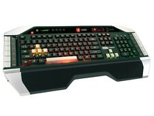 Mad Catz Cyborg V7 Illuminated Backlit Gaming PC Computer Keyboard