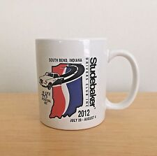 Studebaker Drivers Club 48th International Meet 2012 South Bend IN Coffee Mug