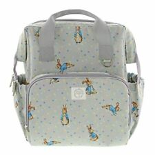 Peter Rabbit Baby Collection Changing Backpack - Nappy Hospital Bag