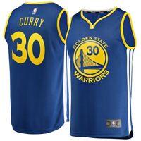 Stephen Curry Golden State Warriors NBA Jersey Size 2XL Fanatics Fast Break NWT