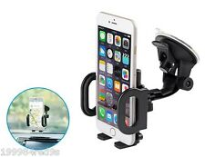2 x Car Holder for Apple iPhone 6 Plus Windshield Cradle