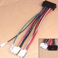 Computer 286 386 486 586 20P ATX To 2 Ports 6 Pin AT PSU Converter Power Cable