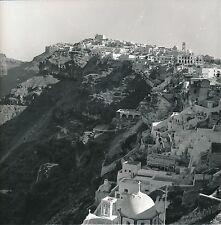 FIRA c. 1960 - La Ville  Île de Santorin Grèce - Div 5816