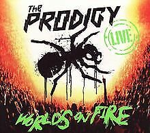Live World's On Fire [CD & DVD] von The Prodigy | CD | Zustand gut