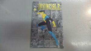 INVINCIBLE #1 LCSD Gold Foil Logo Variant Image Comics Robert Kirkman2020