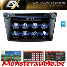 ESX Navigationsgerät DVD Autoradio Navi USB Bluetooth HYUNDAI i40 VN710-HY-i40