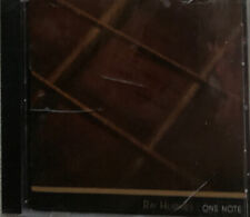 RAY HUGHES—One Note CD