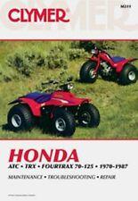 Clymer Repair Service Shop Manual Vintage Honda ATC70 ATC90 ATC110 ATC125M