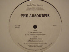 "ARSONISTS - THE SESSION / HALLOWEEN (12"")  1996!!!  RARE!!!  TONY TOUCH!!!"