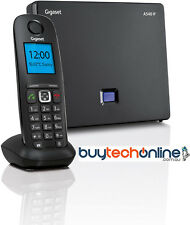 A540IP Siemens Gigaset Cordless Dect IP Phone Base Station and Single Handset