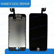 Display für iPhone 6S mit RETINA LCD Glas VORMONTIERT Komplett SCHWARZ BLACK