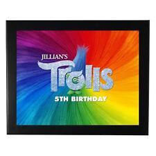 1 Trolls Movie Custom Personalized Birthday Party 8x11 inch Wall Print