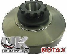 Rotax Max Genuine 12t Tooth Clutch Drum Assembly (Current Type) UK KART STORE