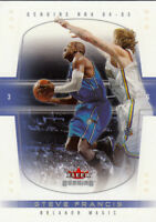 2004-05 FLEER GENUINE NBA BASKETBALL CARD PICK SINGLE CARD YOUR CHOICE