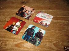 Starsky and Hutch David Soul Drinks Coaster Set