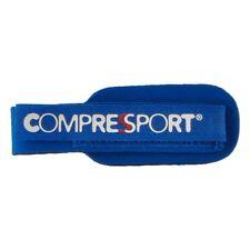 Compressport cinta porta timing chip azul