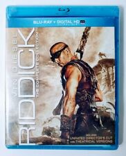 Riddick Complete Collection Pitch Black Chronicles Riddick Dark Fury Vin Diesel