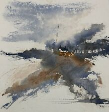 Original Water Colour Painting By Audrey James Fell Bottom