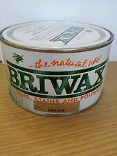 Briwax Original Wax Furniture Polish Cleaner Restorer 400g All Colours Available
