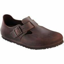 Birkenstock 100% Leather Upper Material Mules for Women