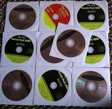 10 CDG LOT 50S-70S OLDIES KARAOKE CD+G - BEACH BOYS,QUEEN,ELVIS 12e