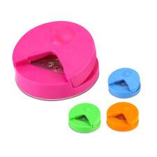 Diy Craft Scrapbooking Tool 4mm Paper Puncher R4 Corner Round Cutter Card  Z