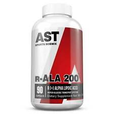 AST Sports R-ALA 200 Alpha Lipoic Acid - 90 caps HYPER-GLUCOSE TRANSPORT SYSTEM