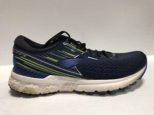 Brooks Adrenaline GTS 19 Mens Running Shoes US9 D