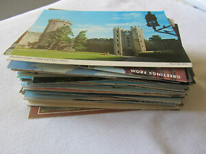 Large collection of Postcards 100+ - Europe UK USA