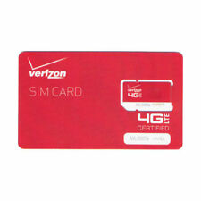 Cell Phone Cards & SIM Cards