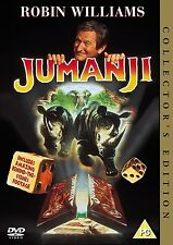 Jumanji DVD Robin Williams