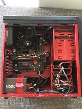 Gaming PC I5 760 XFX 6870 8GB DDR3 Wasserkühlung Kabelmangement