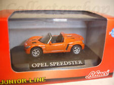 Schuco : Opel Speedster oranje  1:72 Art.No: 3310088