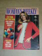 March Woman's Weekly Magazines for Women