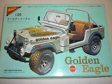 Nichimo un made plastic kit of a Golden Eagle CJ7 JEEP,  boxed