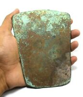 Extreme Old Antique Axe Head Ancient Hand Forged Rare Collectible G25-406 US