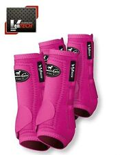 Professional's Choice Ventech SMB Elite Value Pack Rasberry Medium M Sport Boot
