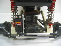 Clod or Super Clodbuster Axle-Mounted Vertical Servo Mount - Printed