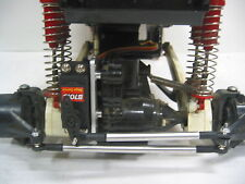 Clod or Super Clodbuster Axle-Mounted Vertical Servo Mount