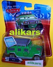 MN - HUMMER T.J. - #18 Mega Size Deluxe Disney Mattel Cars modellino oversized