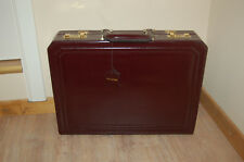 Attaché-case FRANZEN en cuir, neuf