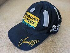 New listing Damon Hill F1 Cap Hat Jordan Honda B&H 1998-99 90s Official Grand Prix Vintage