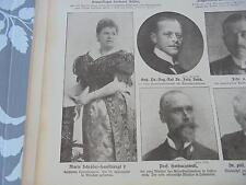 1917 die Woche 37 /  Marie Schröder Hanfstaengl / Leipzig Messe