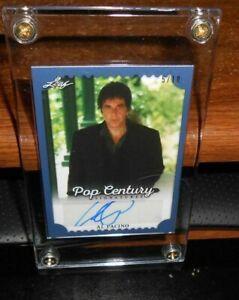AL PACINO 2016 Pop Century Auto Signatures card #17/25 Autographed AU Auto