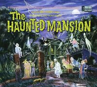 Various Artists, Dis - Story & Song from the Haunted Mansion / Various [New CD]
